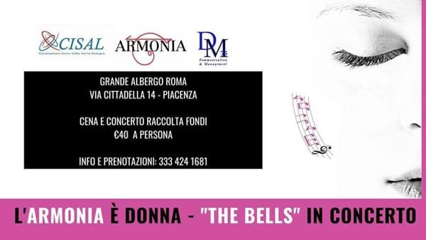L'Armonia è Donna - The Bells in concerto