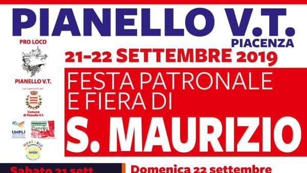 Festa Patronale e Fiera di San Maurizio a Pianello Val Tidone