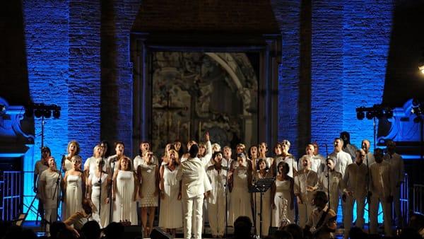 Castell'Arquato, Spirit Gospel Choir per Summertime in Jazz