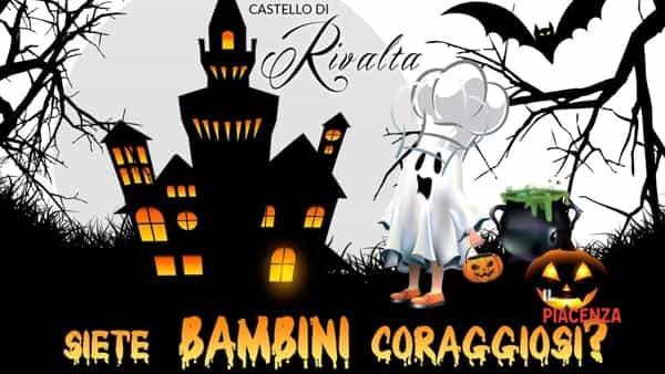 Castello di Rivalta, Halloween 2019 per famiglie