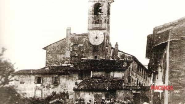 Chiesa Co Trebbia vecchia a fine '800-2