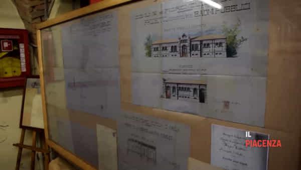 «Ecco i progetti della tramvia e della ferrovia a Fiorenzuola ad inizio Novecento»