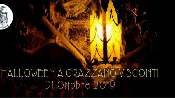 Halloween 2019 a Grazzano Visconti