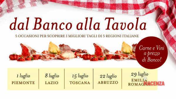 Eataly Piacenza, dal banco alle tavole italiane