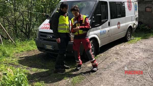 ricerche disperso protezione civile vigili del fuoco 03-2