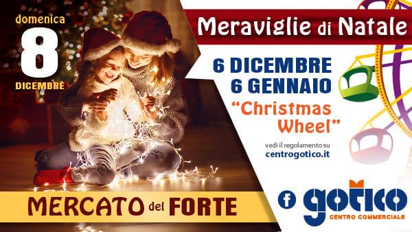 Al centro commerciale Gotico dicembre sarà un mese pieno di sorprese!