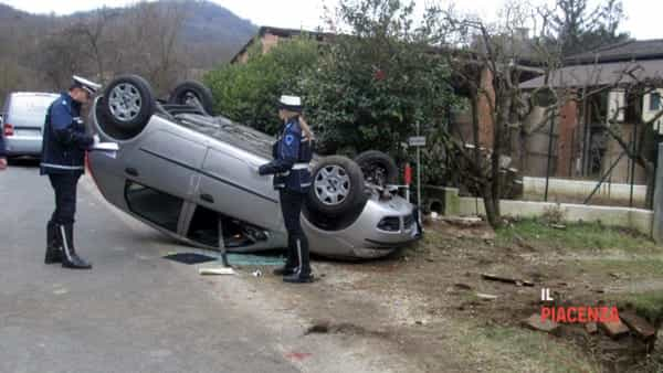 incidente mortale sariano gropparello 02-2