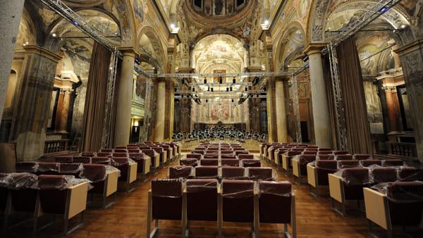Allegro con Brio, Reunion Jazz Trio alla Sala dei Teatini