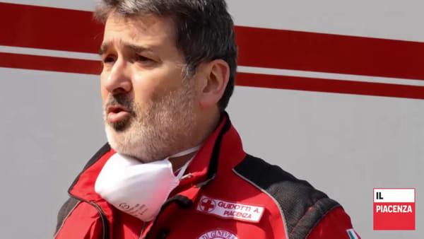 «Grazie alla Croce rossa siamo presenti dove c'è bisogno. Avete un cuore meraviglioso»