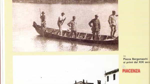 Piena del Po, 1907-2