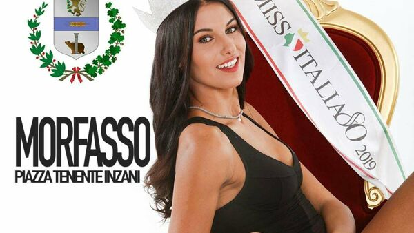 Morfasso, anche in streaming Miss Italia 2020