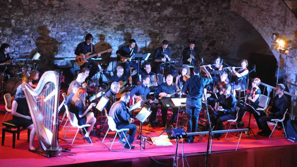 Summertime in Jazz, a Castell'Arquato l'Orchestra Luigi Cremona