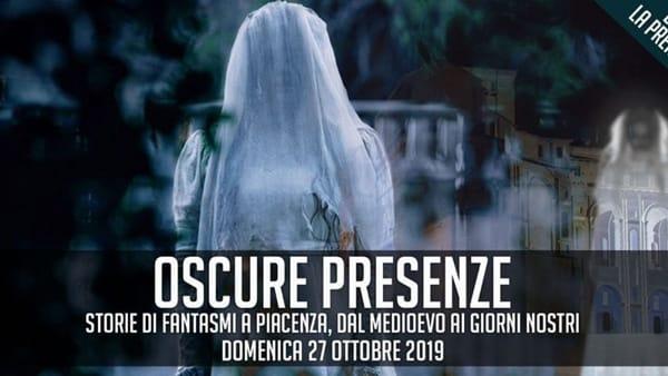 "Archistorica, speciale Halloween ""Oscure presenze"""