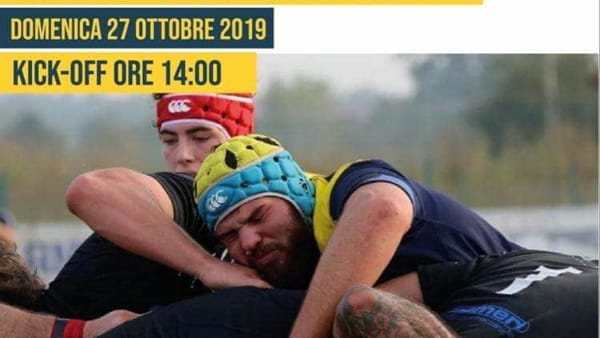 Fiorenzuola, Rugby Noceto vs Amatori Rugby Catania