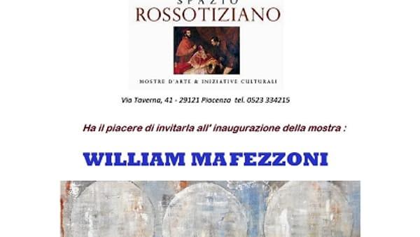 """Spazio Rosso Tiziano, """"Figure sospese"""" di William Mafezzoni"""