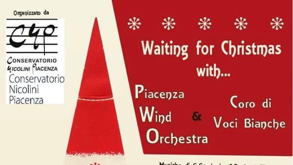 """Conservatorio Nicolini, Concerto di Natale """"Waiting for Christmas"""""""