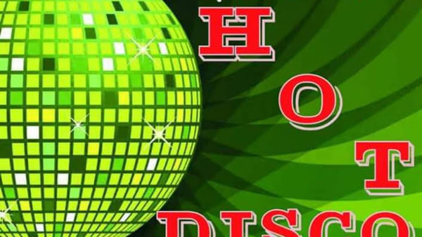 "Athena Live Club, ""Hot Disco Night"""