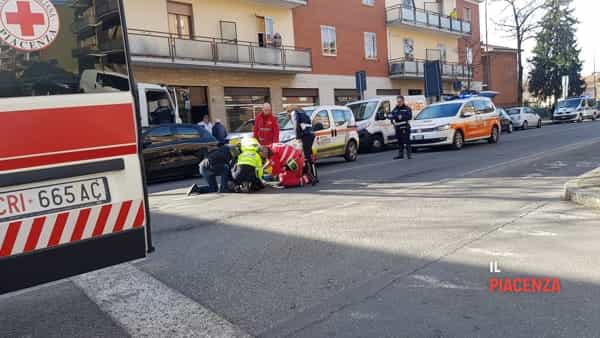 incidente via leonardo polizia locale 118-3