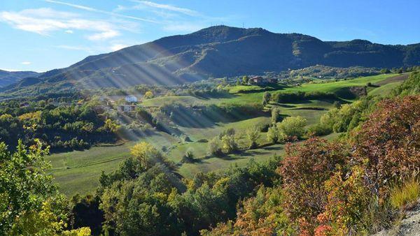 Escursione al monte Penice