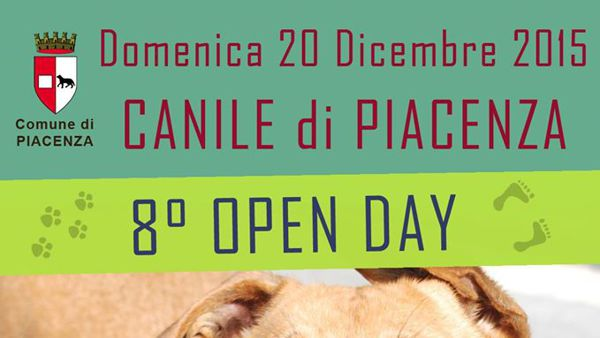 Canile Municipale, Open Day