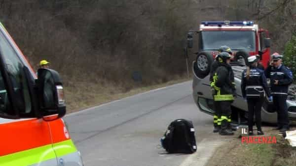 incidente mortale sariano gropparello 00-2