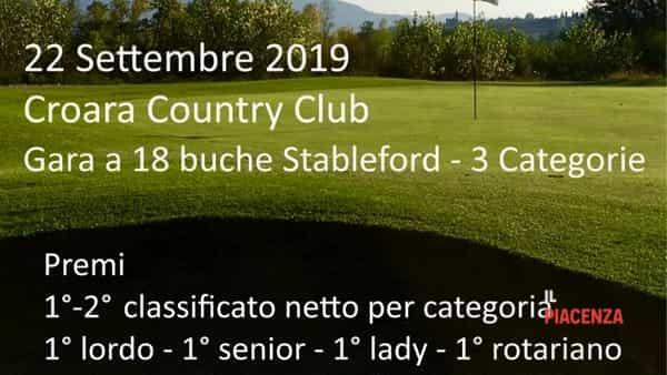 """5° Rotary Golf Cup, torneo di golf a favore di """"Casa di Iris"""""""