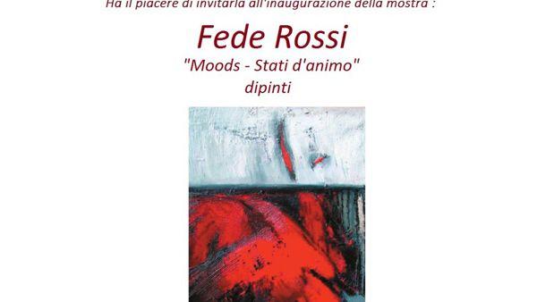 """Galleria Spazio Rosso Tiziano, """"Moods - Stati d'animo"""""""