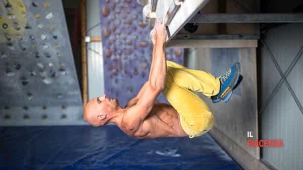 CAI Piacenza, un nuovo sistema di allenamento per la scalata su roccia