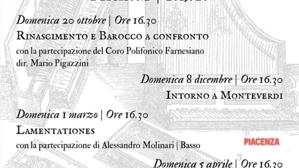 """Ensemble Praetorius, """"Musica Antica in San Dalmazio"""""""