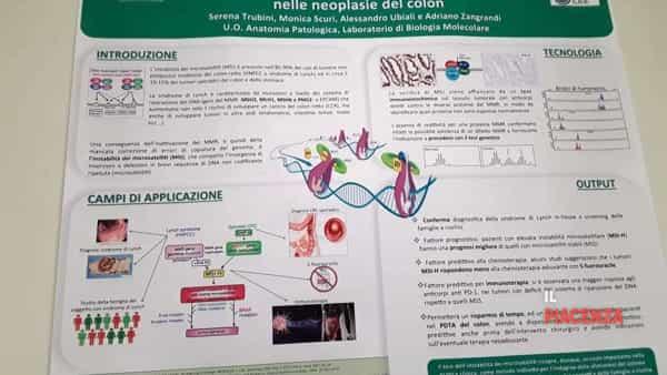 il laboratorio di biologia molecolare diagnostica e predittiva dell'Ausl-2