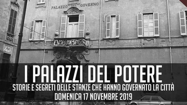 "Archistorica, ""I palazzi del Potere"""