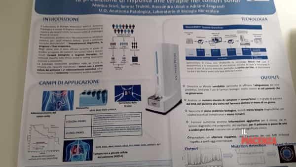il laboratorio di biologia molecolare diagnostica e predittiva dell'Ausl-3