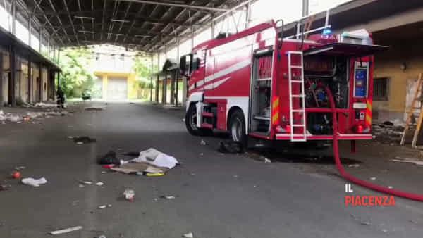 Ex mercato ortofrutticolo e Berzolla, appiccati quattro incendi