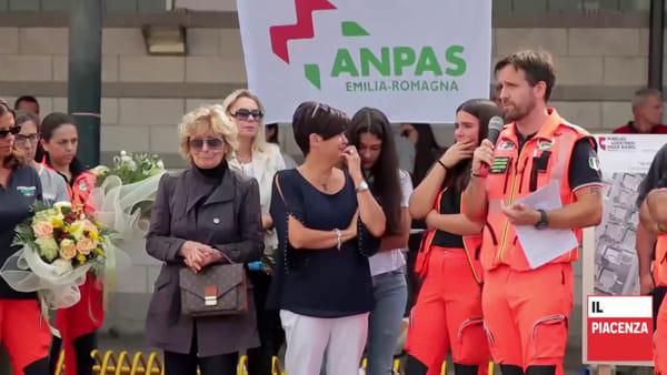 In ricordo di Alberto Casella l'addestramento di Anpas, vigili del fuoco e carabinieri