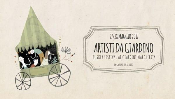 Giardini Margherita, Artisti da Giardino & Busker Festival