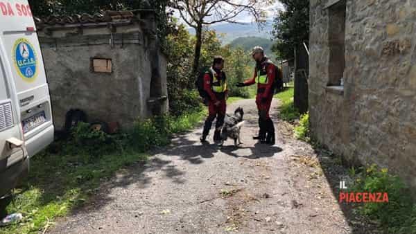 ricerche disperso protezione civile vigili del fuoco 02-2