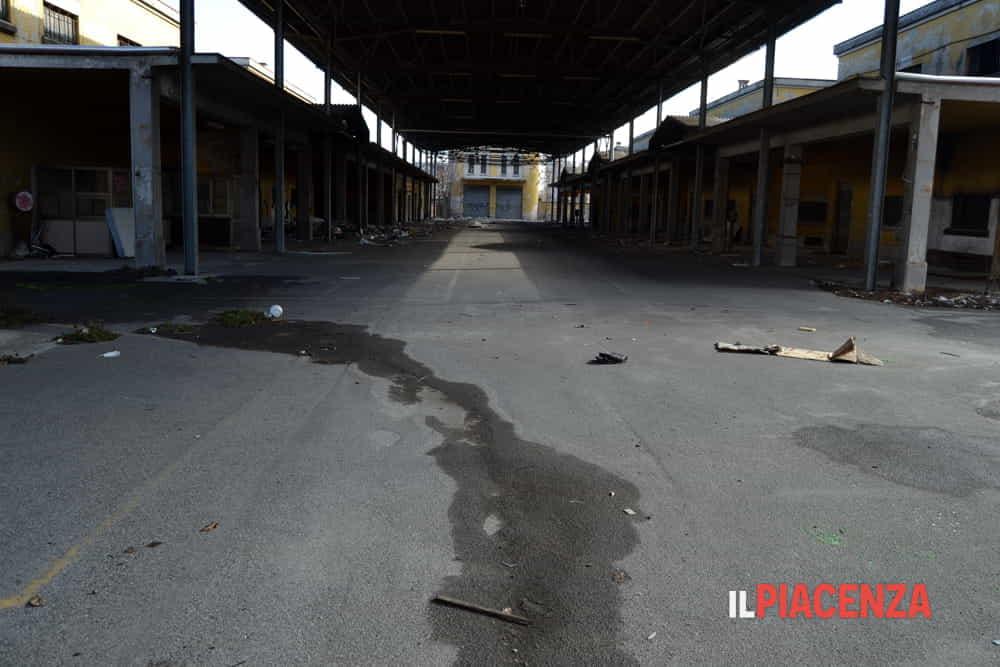 «Non si risolve il degrado dell'area dell'ex mercato ortofrutticolo abbattendo tutto»