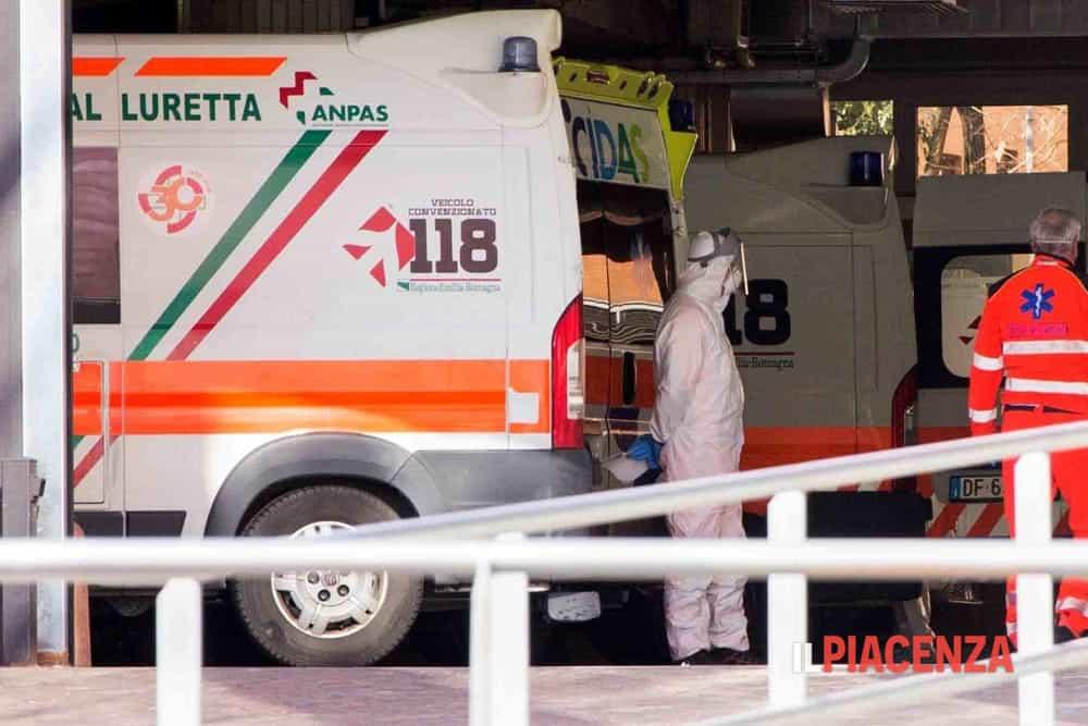 Covid-19, a Piacenza un solo caso in più