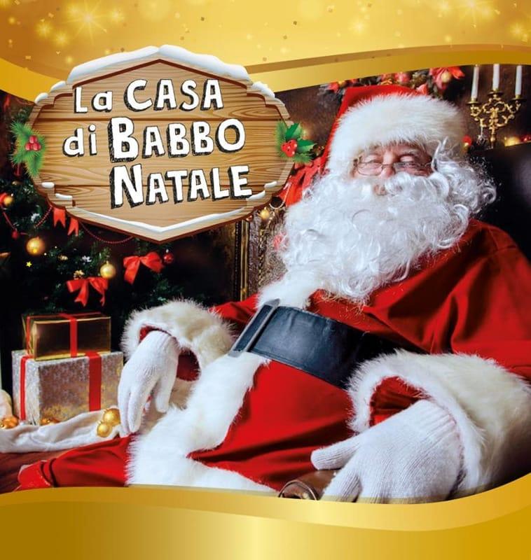 Visitare Babbo Natale.A Piacenza Expo La Casa Di Babbo Natale
