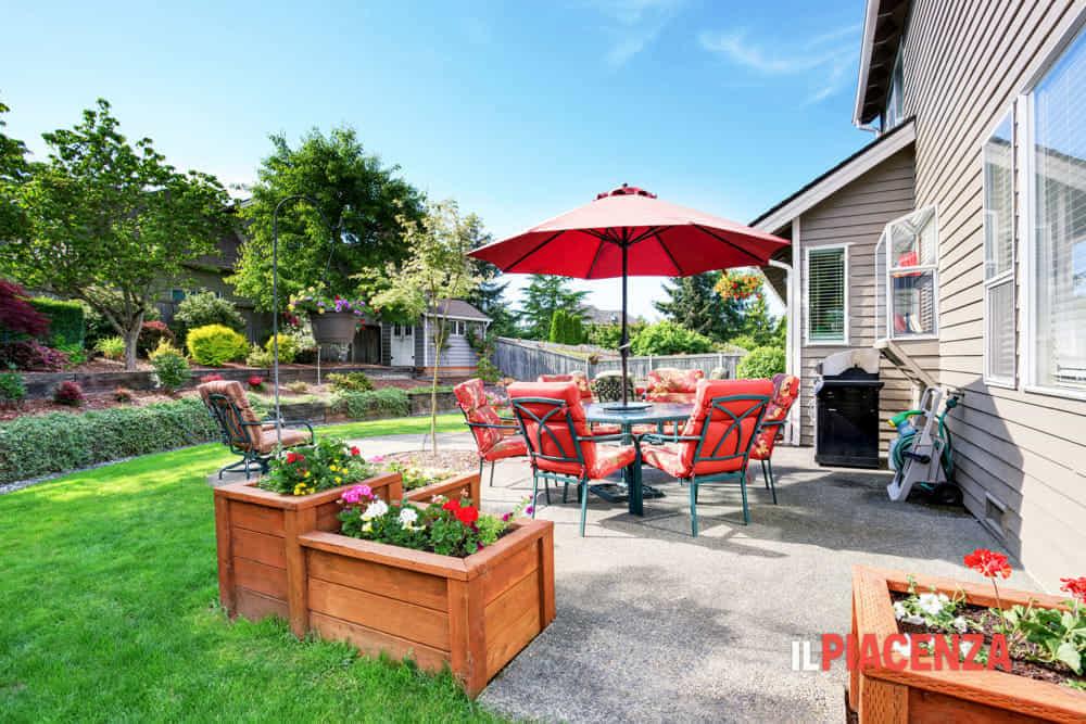 Mobili da giardino piacenza for Arredo casa piacenza