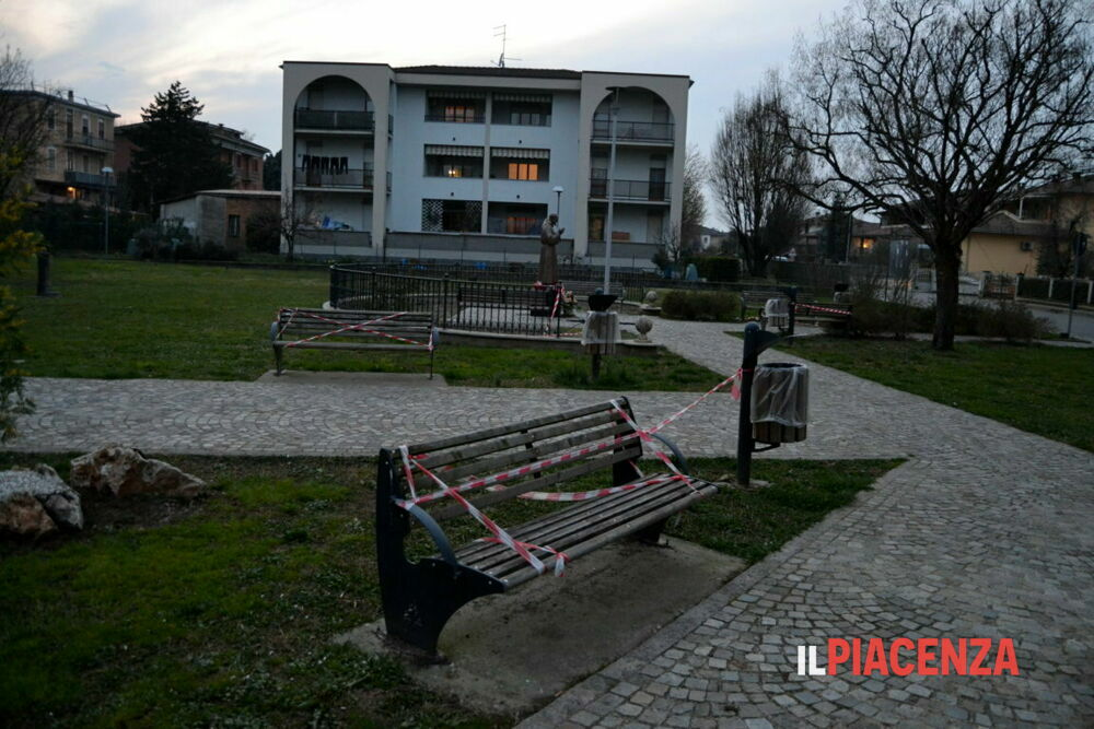 Podenzano, il sindaco Piva revoca la chiusura di aree verdi e parco giochi