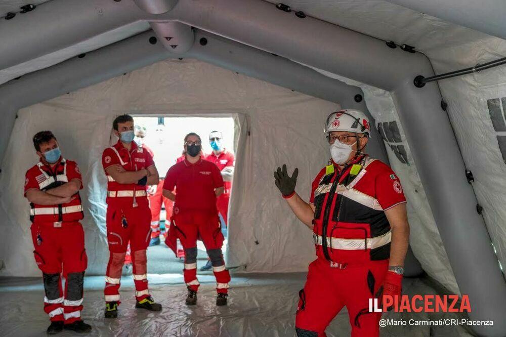 Croce Rossa, 24 nuovi operatori in attività di emergenza