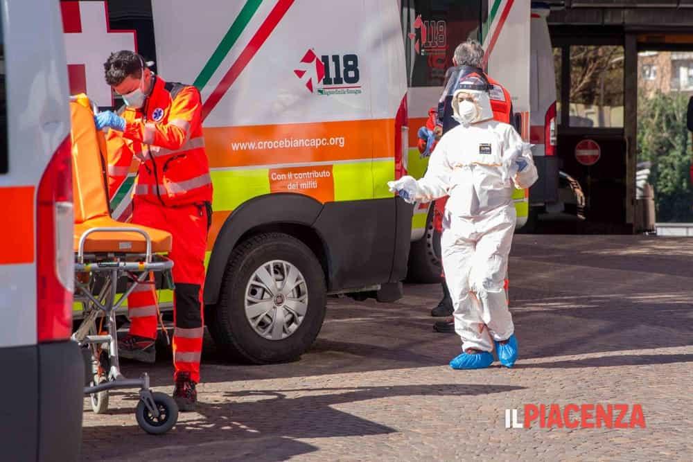 Covid-19: 41 nuovi casi nel Piacentino, nessun decesso e terapia intensiva vuota