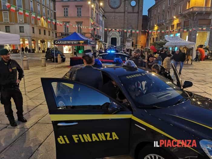 Caserme in piazza 2019 ©Gatti/Trespidi-IlPiacenza
