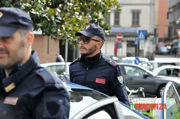 Controlli a tappeto al Quartiere Roma ©Gatti-Bonetti/IlPiacenza