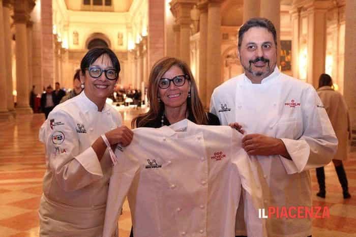 Guida Michelin, la cena in Sant'Agostino - Pagani/IlPiacenza