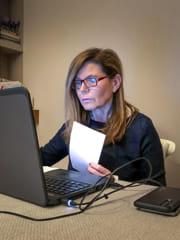 Patrizia Barbieri in quarantena-2