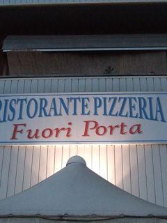Ristorante pizzeria Fuori Porta