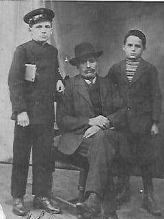 Egidio con Andrea e Giuseppe-2